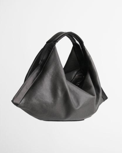 Poreia Grey/Black Bag